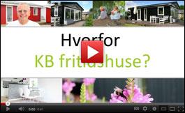 Hvorfor vælge KB Fritidshuse?