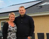 Hvor stor er den økonomiske gevinst med solceller til dit Kolonihavehus?