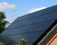 Få mest mulig ud af solenergien i dit Kolonihavehus